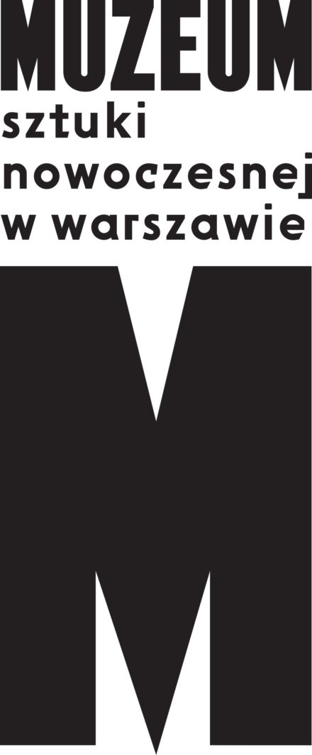 Logo: Museum of Modern Art in Warsaw