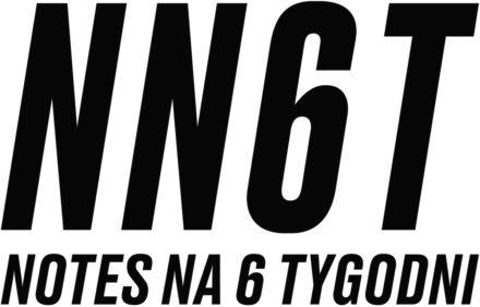 Logo: Notes Na6 Tygodni