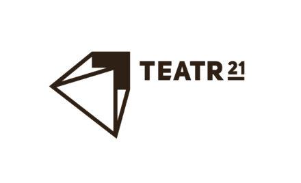 Logo: Teatr 21