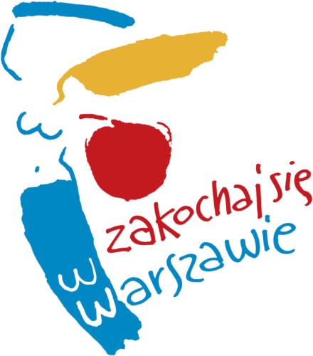 Logo: Miasto Stołeczne Warszawa