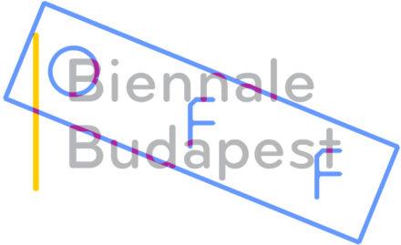 Logo: OFF-Biennale Budapest