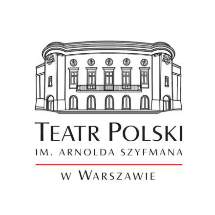 Logo: Teatr Polski im.Arnolda Szyfmana wWarszawie