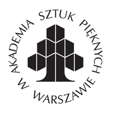 Logo: Akademia Sztuk Pięknych