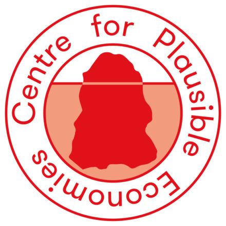 Logo: Centre for Plausible Economies
