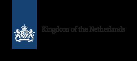 Logo: Ambasada Królestwa Niderlandów wWarszawie