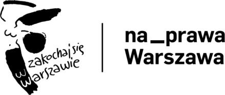 Logo: Program Rewitalizacji m.st.Warszawy