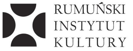 Logo: Rumuński Instytut Kultury wWarszawie
