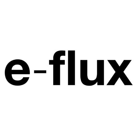 Logo: e-flux