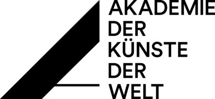 Logo: Akademie of the Arts of the World/Cologne