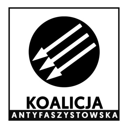 Logo: Koalicja Antyfaszystowska