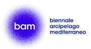 Logo: Biennale Arcipelago Mediterraneo Palermo