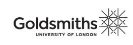 Logo: Goldsmith