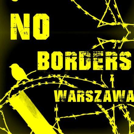 Logo: No Borders Warszawa