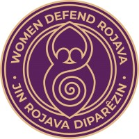 Logo: Women Defend Rojava