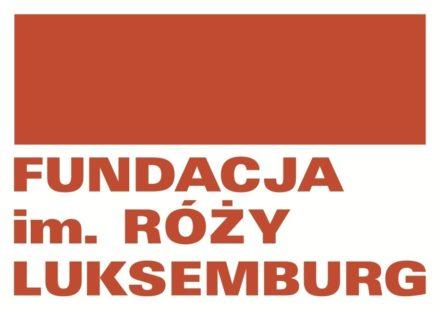 Logo: Fundacja im.Róży Luksemburg