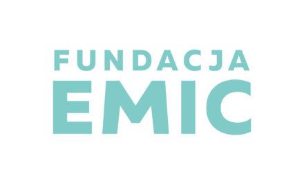 Logo: Fundacja EMIC