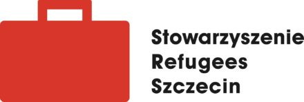 Logo: Stowarzyszenie Refugees Szczecin
