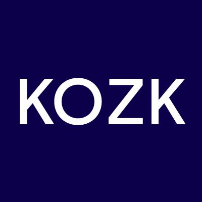 Logo: Krajowy Ośrodek Zmian Klimatu (KOZK)