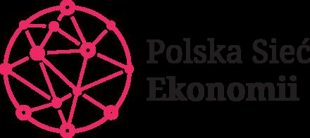 Logo: Polska Sieć Ekonomiczna