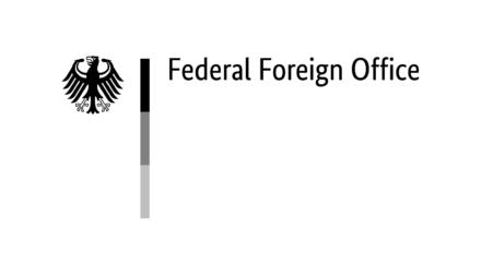 Logo: Federalne Ministerstwo Spraw Zagranicznych Niemiec